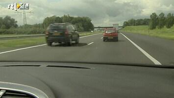 RTL Nieuws Meer auto's op snelweg beschoten