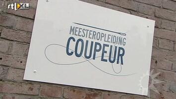 RTL Boulevard Meesteropleiding Coupeur