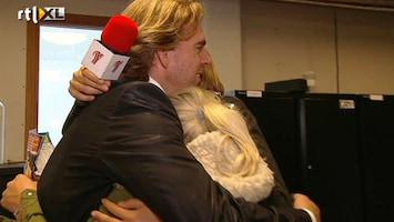 Britt & Ymke En Het Mysterie Van ... Lekker knuffelen met Rutger Castricum