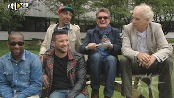 RTL Boulevard Henny Vrienten doet het met rappers