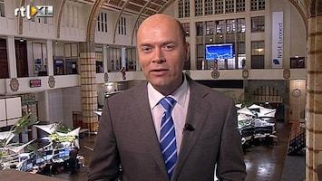 RTL Z Nieuws 16:00 Nieuwe president ECB Draghi fluit ECB-liedje keurig mee