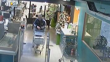 RTL Nieuws Winkeldief vraagt informatie over gestolen waar