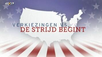 Verkiezingen Vs: De Strijd Begint (rtl Z) Afl. 8