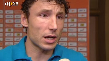 RTL Nieuws Mark van Bommel: De basis moet weer het WK-spel worden