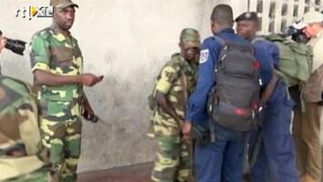 RTL Nieuws Rebellen M23 willen heel Congo veroveren