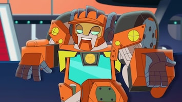 Transformers Rescue Bots Academy Afl. 34