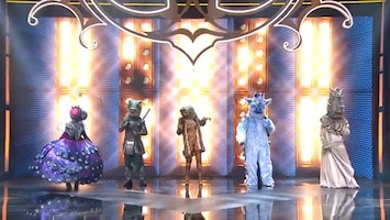 The Masked Singer Afl. 2