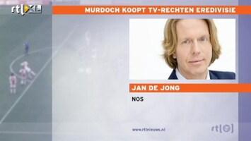 RTL Nieuws NOS: Murdoch ontketent mediarevolutie in Nederland