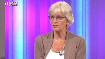 RTL Nieuws 'Mensen moeten zelf de regie nemen over hun pensioen'