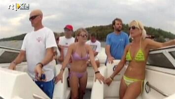 Editie NL Heftig bootongeluk vanuit boot gefilmd