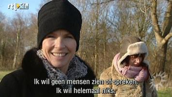 RTL Boulevard Anita Witzier had heftige tijd in de overgang