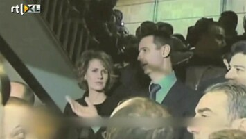 RTL Nieuws Oproep voor vrouw Syrische president