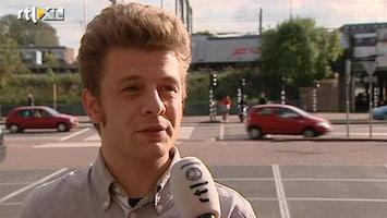 RTL Nieuws Bram Talman bracht Den Haag in rep en roer