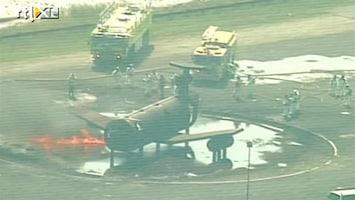 RTL Nieuws Luchthaven blundert met rampoefening op 9/11