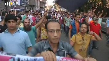 RTL Nieuws Egyptische regering blijft 'strijden tegen terrorisme'