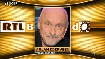 RTL Boulevard Arjan Ederveen loopt blessure op