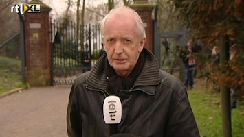 RTL Nieuws 'Catshuisoverleg nog niet geklapt'