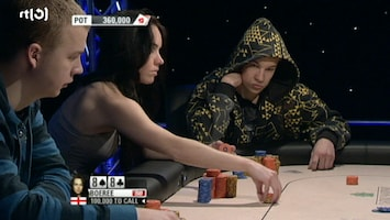 Rtl Poker: European Poker Tour - Uitzending van 26-06-2011