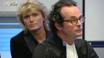 RTL Nieuws Illusionist Hans Klok voor de rechter