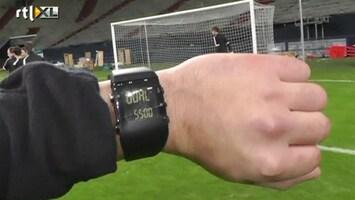 RTL Nieuws Camera's FIFA bepalen of bal zit of niet