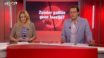 Editie NL Zonder politie geen feestje