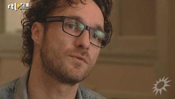 RTL Boulevard Javier Guzman verdrietig om overleden pestslachtoffer