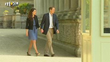 RTL Nieuws William en Kate moeten bijkomen van bruiloft