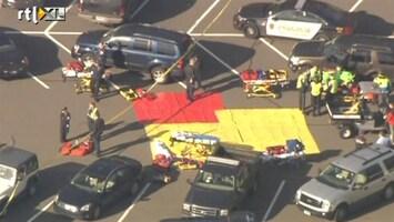RTL Nieuws 'Meerdere doden bij schietpartij op school VS'