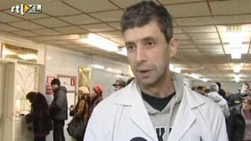 RTL Nieuws Russische arts: Alles vloog in het rond
