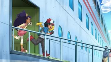 Pokémon - Gevaar, Zo Zoet Als Honing!