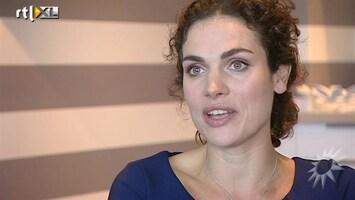 RTL Boulevard Anna Drijver is 'gelukkig' niet meer smoorverliefd