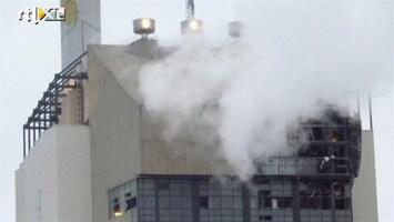Editie NL Enorm gat na explosie centrale Nijmegen