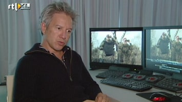 RTL Nieuws Robert Oey over zijn documentaire 'Gesneuveld'