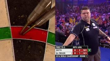 RTL 7 Darts: WK 2012 Afl. 8