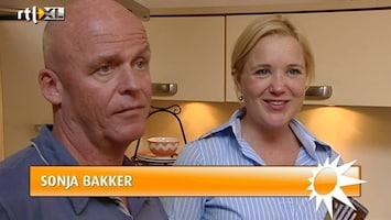 RTL Boulevard Sonja Bakker is zwanger