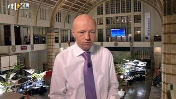 RTL Z Nieuws 09:00 Spyker schiet omhoog op lagere beurs