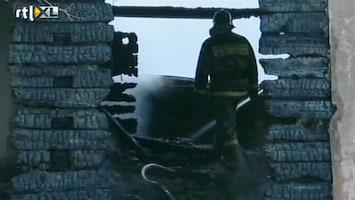 RTL Nieuws Tientallen doden door brand in Russische kliniek