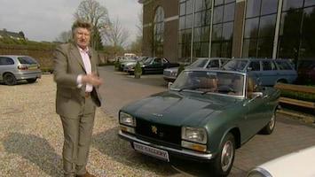 Gek Op Wielen Autogek: Klassieke open Peugeots
