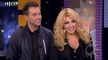 RTL Boulevard Eerste liveshow Holland's got talent