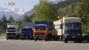 RTL Transportwereld Transalptrucking