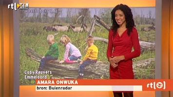 RTL Weer RTL Weer 8:00 uur 23 september 2013