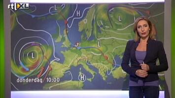 RTL Weer Buienradar Update 25 september 2013 16:00 uur