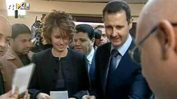 RTL Nieuws Weinig zorgen voor Assads om opstand Syrië