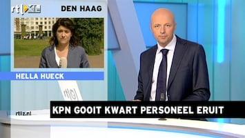 RTL Z Nieuws In 10 jaar tijd 20.000 man eruit bij KPN