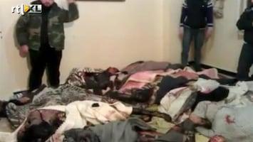RTL Nieuws Schokkende beelden uit Syrië