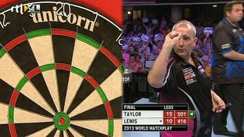 RTL 7 Darts: World Matchplay Het zinderende laatste deel van de finale
