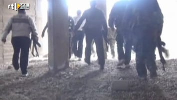 RTL Nieuws VN: ook rebellen gebruiken mogelijk gifgas