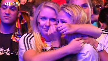 RTL Nieuws Tranen en droefenis in Duitsland