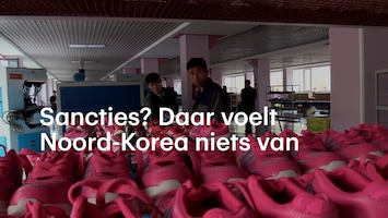 Schone schijn: Noord-Korea doet alsof het alles zelf maakt