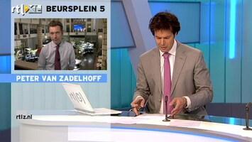 RTL Z Nieuws 16:00 Financiele markten zijn zich rot geschrokken